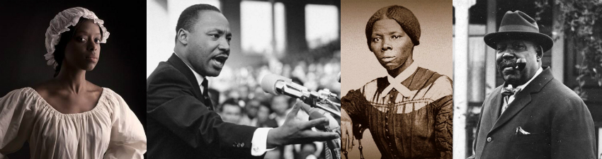 February is Black History Month – Find out more in our school library